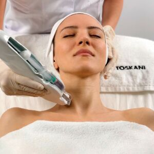 Mesotherapie, Mesoject Gun, nadellos, Toskani, Anti Aging, Ästhetische Kosmetik